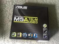 Asus M5a78l-m/usb3 open to offers