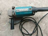 Making 230 volt grinder