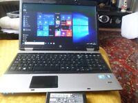 HP PROBOOK 6550b INTEL CORE i3 LAPTOP.