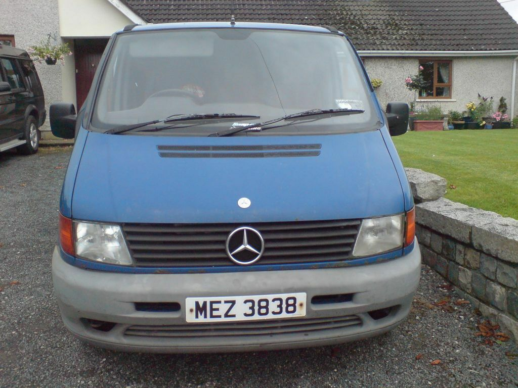MERCEDES VITO, CHEAP FOR QUICK SALE, NEW STARTER AND ...