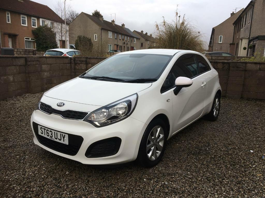 Kia Rio VR7, 2014, Low Miles, 1 Owner from New