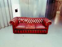3 Seater Chesterfield Sofa