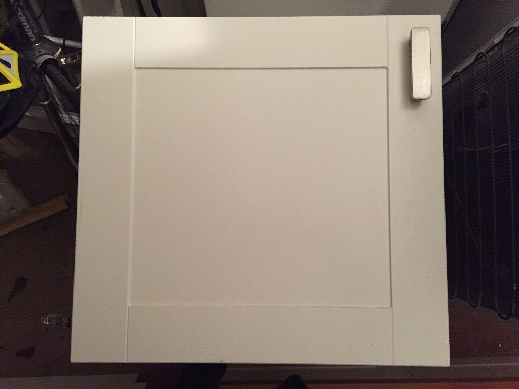 Faktum Ikea ikea faktum adel white kitchen cabinet doors in chandlers ford