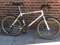 "1990 Kona Lava Dome, 18"" - retro mountain bike"