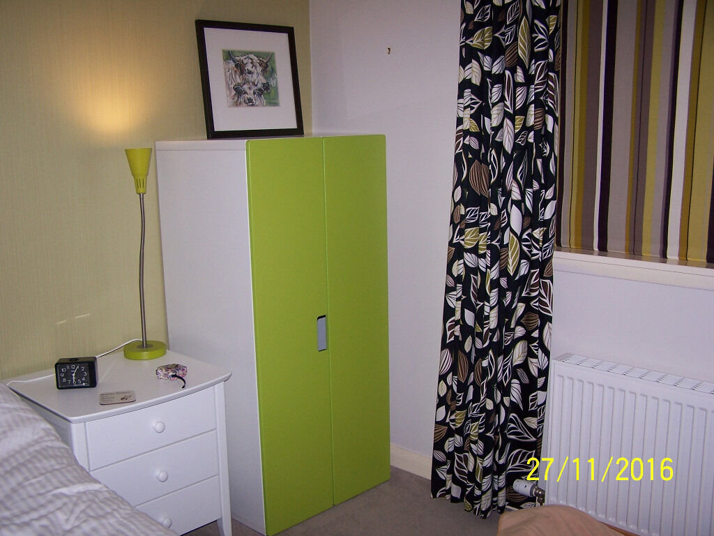 ikea stuva malad combi wardrobe constructed but unused in ayr south ayrshire gumtree. Black Bedroom Furniture Sets. Home Design Ideas