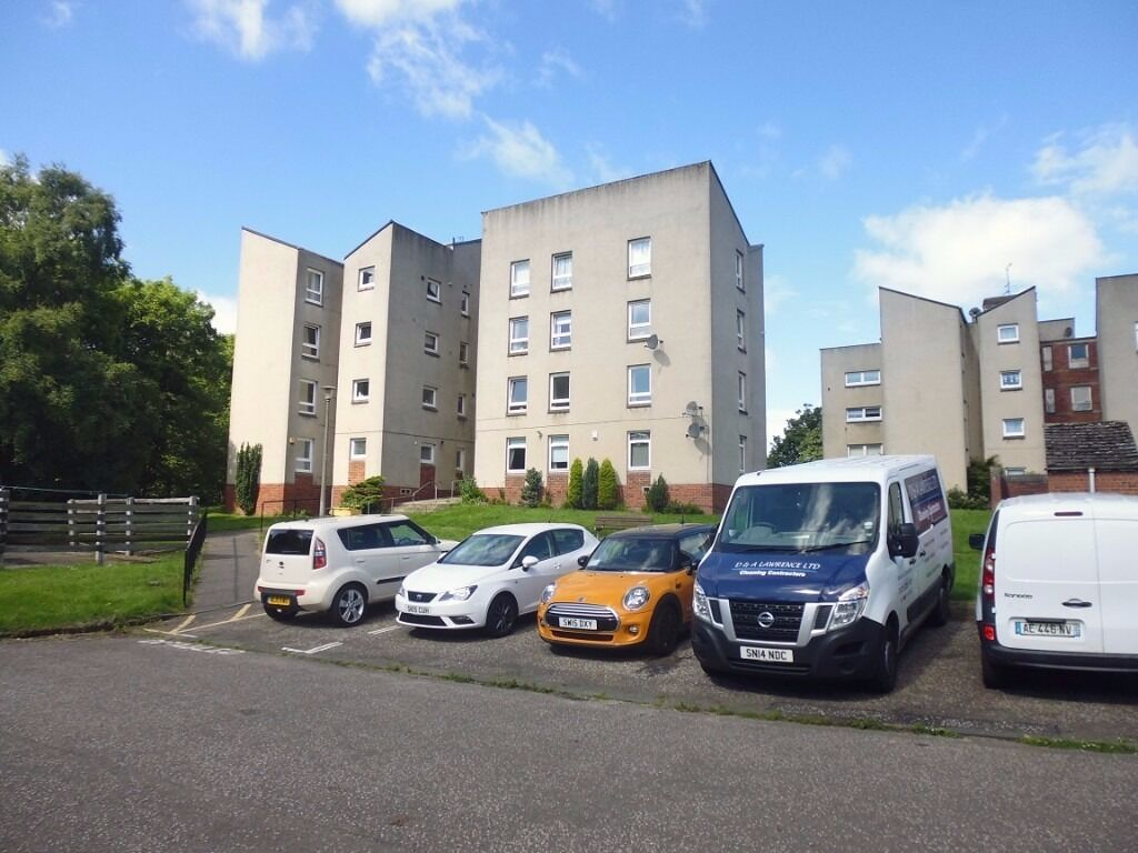 Unfurnished Two Bedroom Apartment on Kingsknowe Court - Edinburgh - Available 01/09/2017