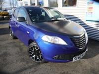 CHRYSLER YPSILON 1.2 S-SERIES 5d 69 BHP **SERVICE HISTORY** (black) 2013