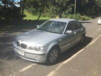 2002 BMW 318 LOW MILES WITH FULL S/H