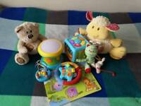 Toys for baby/toddler