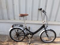 6 speed folding bike. VGC ** i can deliver **