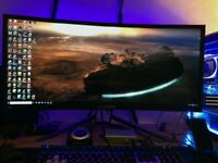 "Acer Predator Z35P 35"" Curved Montior (3440x1440)"