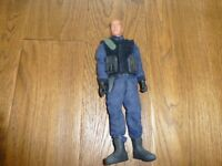 30cm high army / navy action figure good used condition