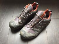 Salomon XA 3d Ultra 2 - Mens Running Shoes - GORE-TEX Waterproof - Trainers - Size UK 9.5
