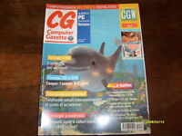 Cg Computer Gazette Numero 6 Contiene Commodore Gazette Retrocomputer 3d E Game - conti - ebay.it