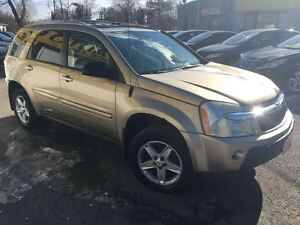 2005 Chevrolet Equinox LT/LEATHER / ROOF/LOADED/ALLOYS