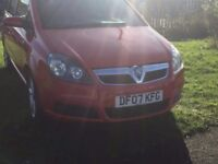 Vauxhall safira 1.9 diesel