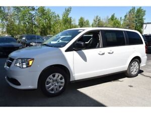 2017 Dodge Grand Caravan SXT Stow N Go 7 passagers+Rabais Liquid