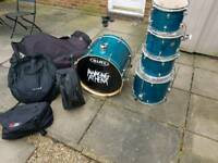 Drum kit and hardware
