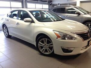 2013 Nissan Altima 3.5 SL 1 OWNER LOCAL TRADE!!