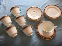 Royal Doulton Tea Set, excellent condition