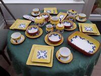 22 Piece Breakfast Set