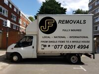 Man and van house and office removals services ( all London)