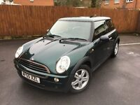 2005 55 MINI ONE D 1.4 TDI TURBO DIESEL , Fsh , 2 Owners , New MOT , Exceptional Condition !