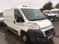 Fiat Ducato Parts Available - Gearbox -Front Light-RearLight-Bumper-Bonnet-Mirros -Doors-Wheels