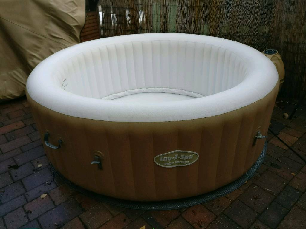 Lay Z Spa Palm Springs Hot Tub 4-6 persons | in Nottingham ...