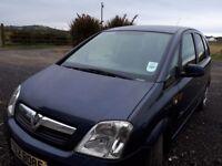Vauxhall Meriva Breeze