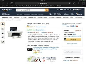 "Deskjet, router, digital frame, Lowepro bag, 17"" monitor  Kitchener / Waterloo Kitchener Area image 7"