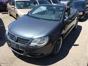 2008 Volkswagen Eos Trendline Converible Leather Navi Alloys LOA