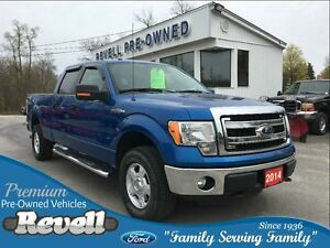 2014 Ford F-150 XLT 4WD  *1-owner trade