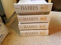 Baby development folders