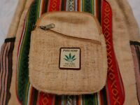 100% Pure Himalayan Hemp Handcrafted Bag from Nepal
