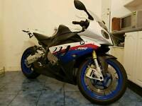 BMW S1000RR, GOOD CONDITION, NICE MODIFICATIONS