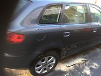 06 AUDI A3 4 DOOR ALL DOOR AND TAILGATE AVALIABLE