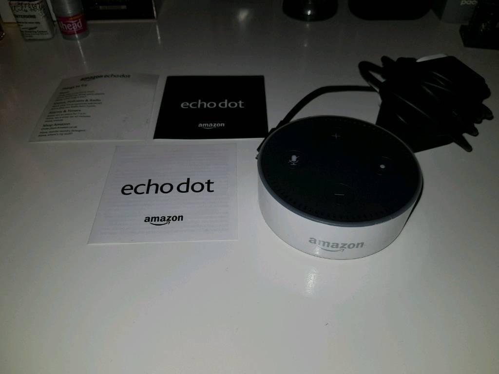 Amazon Echo Dot | in Broxburn, West Lothian | Gumtree