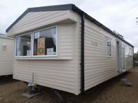 New 2016 Willerby Mistral static caravan for sale at Chesterfield Country Park in Berwickshire.