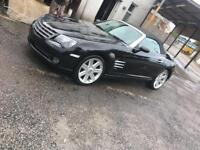 Chrysler Crossfire Convertible, 2006 automatic