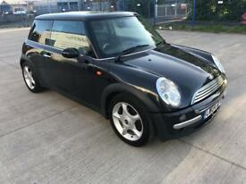 MINI COOPER 2004 1.6 HATCHBACK, NEW MOT, FULL SERVICE HISTORY, NEW SERVICE