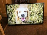 "43""LG 4K ultra led smart tv"