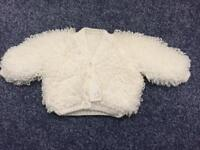 Brand new. Baby loopy cardigan 6-9 Months