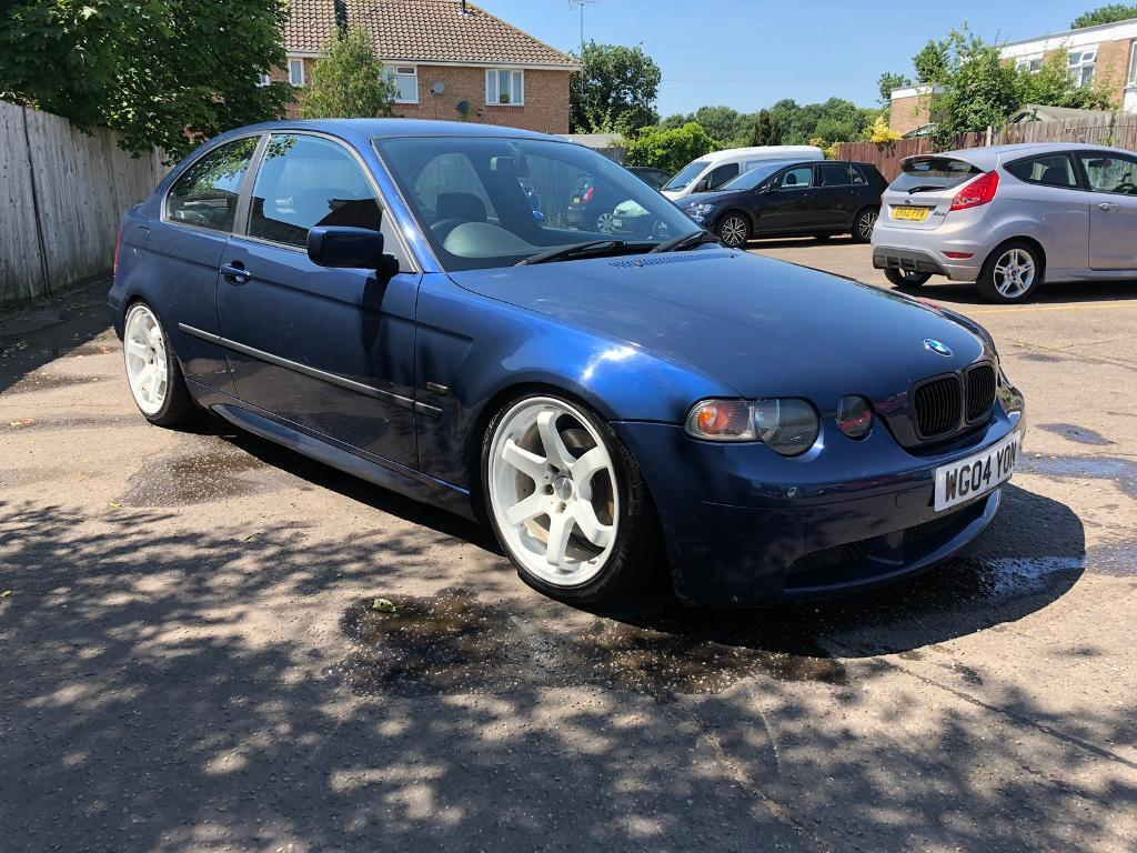 2004 Bmw E46 Compact 328i Modified In Colchester Essex Gumtree