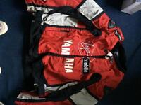 Yamaha motorcycle jacket size 2xl in good condition @£25