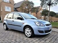 Ford Fiesta 1.4 Style Climate 5dr - 55,000 Miles - FFSH - Long Mot