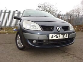 57 RENAULT GRAND SCENIC DCI 1.5 DIESEL*****7 SEATER****,MOT OCT 018,2 OWNERS,2 KEYS,FULL HISTORY