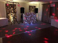 American DJ ADJ Mini Dekker disco lights (pair)