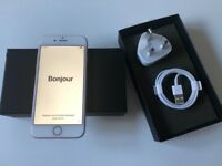iPhone 7, 32 GB, rose gold, brand new, unlocked
