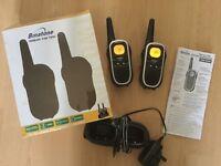 Binatone Terrain 750 walkie talkie long range two-way radio